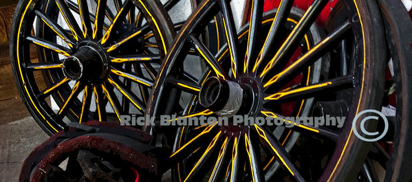 """ Wagon Wheels """