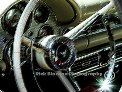 Steering Wheel of a T-Bird