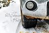 Truck Tire in Snow
