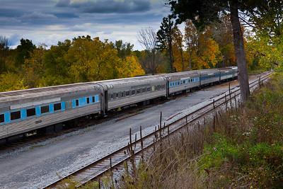 Vintage Rail Transportation