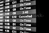 Flight Cancelled Notice