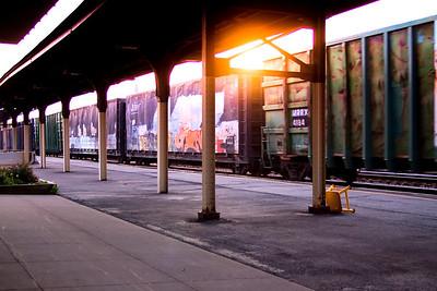Rochester NY Train Station