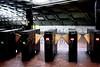 Subway Entrance Gates at Union Station