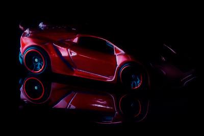 Hot Wheels: Lamborghini Sesto Elemento
