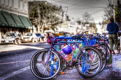 Bikes on Belmont