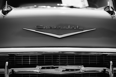Chevrolet Grill