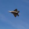 "F-22 Raptor ....""power on""."