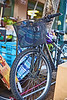 Chinatown vendor bicycle Honolulu Hawaii