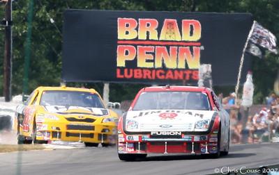 NASCAR at Watkins Glen - August 2007
