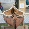 Iroquois Birch Bark Canoe