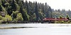 Tacoma Rail at Capitol Lake