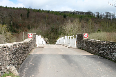 Whitney-on-Wye Toll Bridge 1774