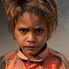 RELCC_150_Ferrill Kid........Total Points = 7<br /> <br /> Captured the mood of the boy. Poor lighting