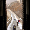 RELCC_146_Great Wall........Total Points = 8<br /> <br /> I love this image. The framing , the flow of the wall, the placement of the figures, the subtle colours makes for a image with loads of impact. Well done.