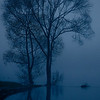 "Wanaka Camera Club_"" Misty Blue ""  by  Val Pohio........Total Points = 7<br /> <br /> Simple compositon .  Moody feeling has been well portrayed. Wonderful feeling of serenity."