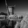 Disused Watermill in Norfolk - Sally Seager - Farnborough