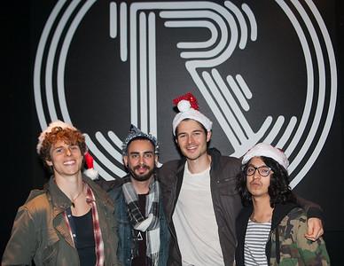 Trapdoor Social at The Roxy Dec. 22 2015