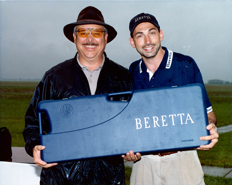 WOW! I won the Beretta DT-10 Shootout