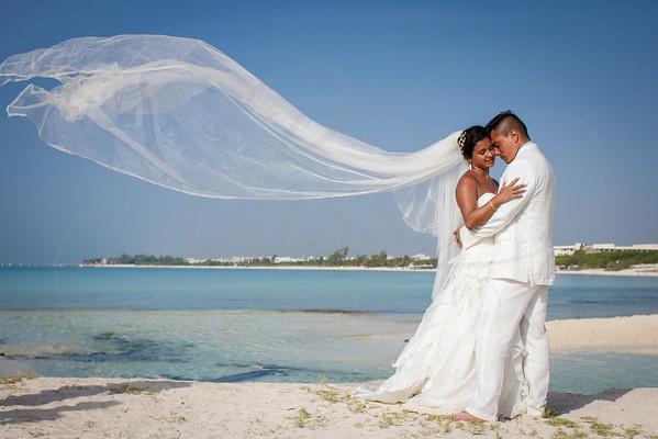 Valeria & Carlos Trash The Dress