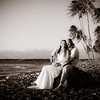 big island hawaii kiholo bay beach queens bath trash the dress © kelilina photography 20160708184358-3