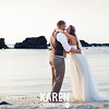 Trash the dress Hawaii© Karen Loudon photography
