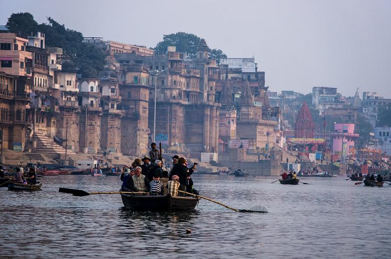Dawn On The Ganges (VI)