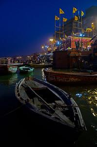 Dawn On The Ganges (I)