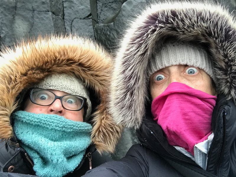 Alice and Kathy's Slow Roll around Iceland, 2018