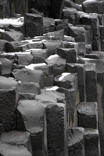 Basalt Columns, Reynisfjara Beach