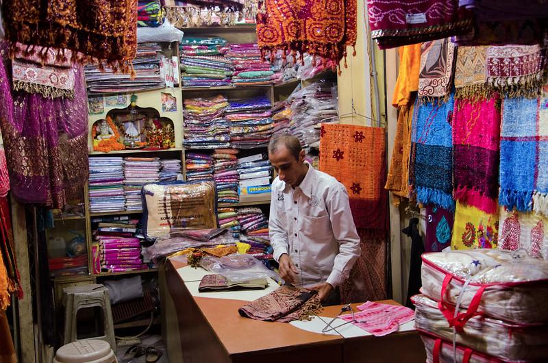 A Shop In Varanasi