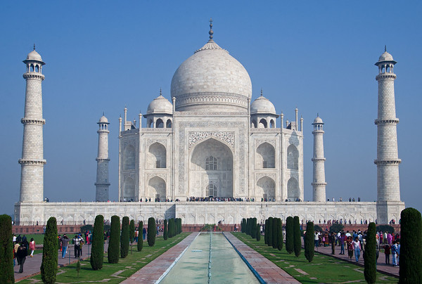 The Taj Mahal (I)