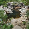 Waterview Creek rock pools