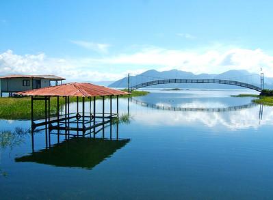 Lago Yajoa, Honduras. 2010.
