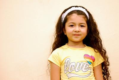 Astrid.   Mochito, Honduras 2011.