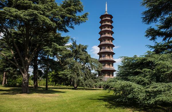 A Pagoda In London