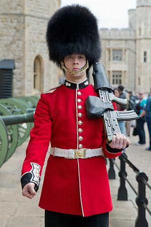 The Grenadier Guardsman Marches