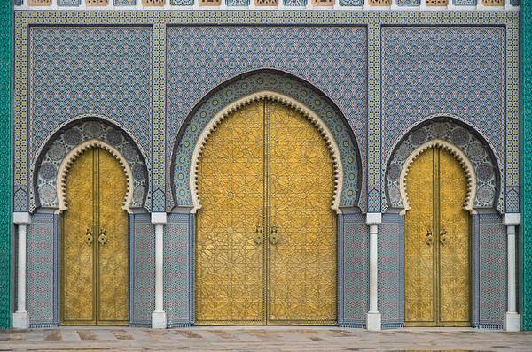 The Doors To A Palace