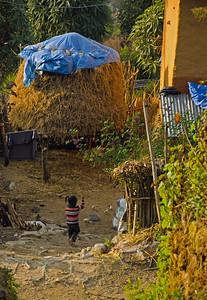 A Mountain Village In Nepal (VI)