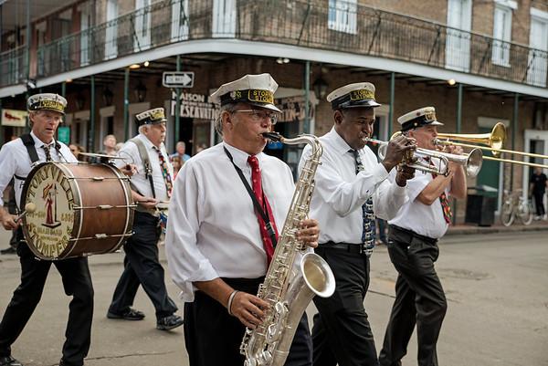 Weddings, New Orleans Style (II)