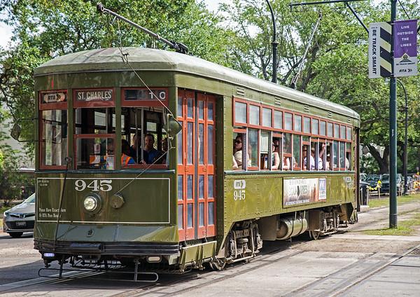 A Streetcar Named St. Charles