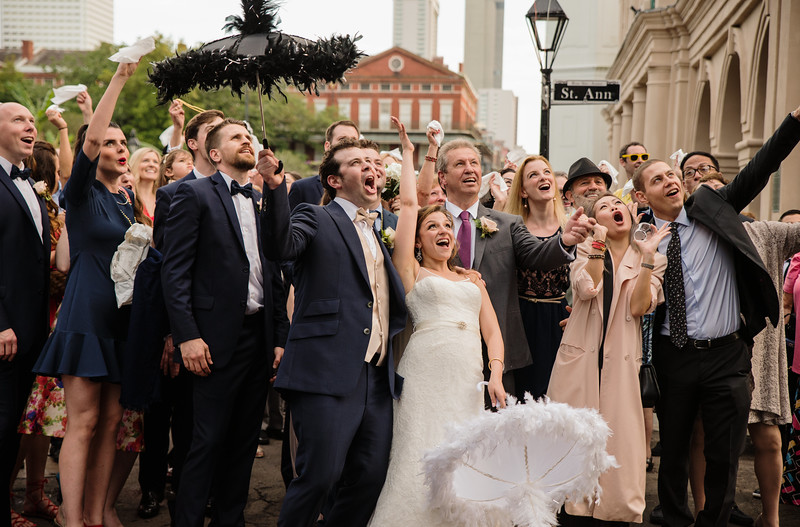 Weddings, New Orleans Style (IV)