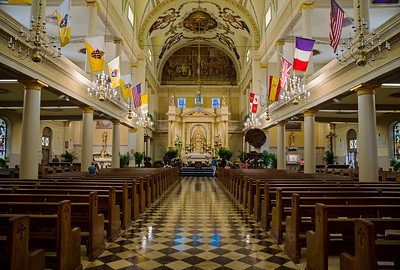 St. Louis Cathedral (I)