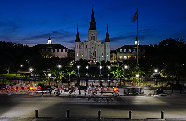 New Orleans Evening (I)