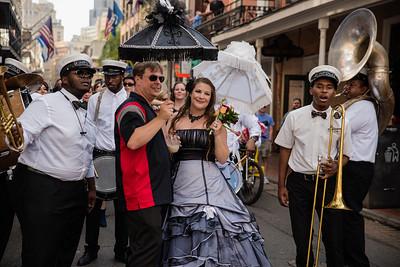 Weddings, New Orleans Style (VI)