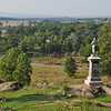 171 Gettysburg - view from Litte Roundtop