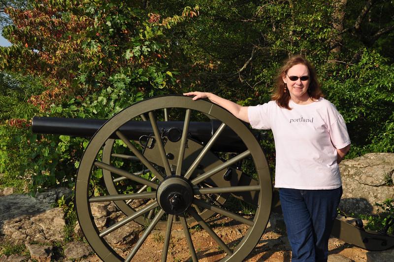 168   Gettysburg Lenore -Little Round top