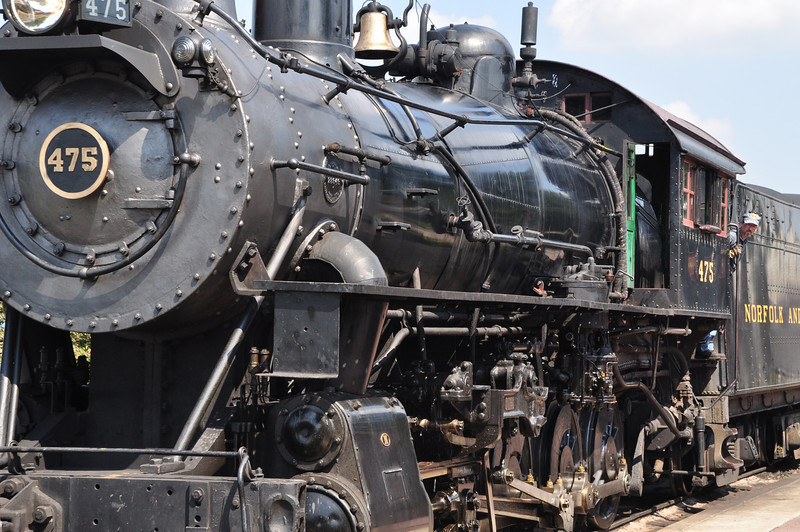 110 Strasburg Train Museum