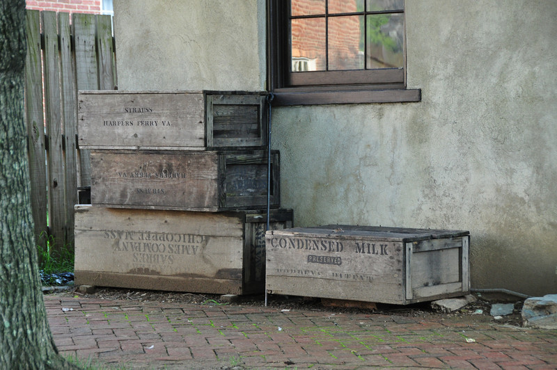 012 Harpers Ferry Supplies