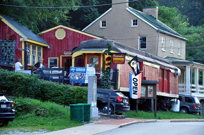 010 Harpers Ferry - Dont eat here