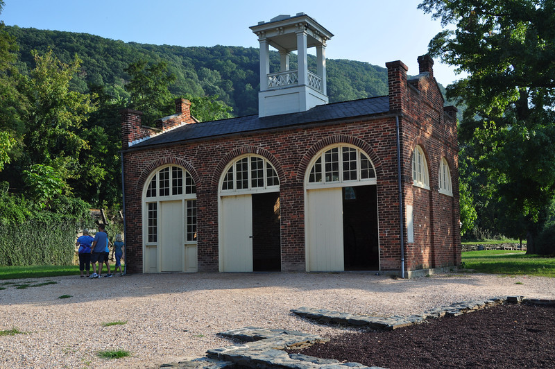 015 Harpers Ferry   John Browns Fort